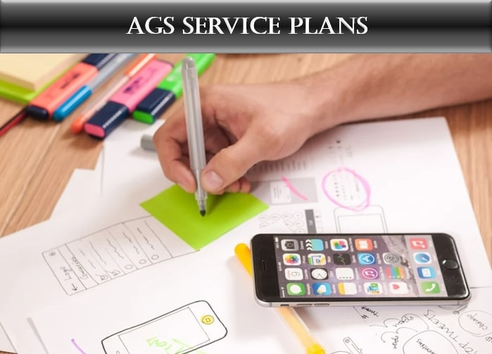 ags service plan options
